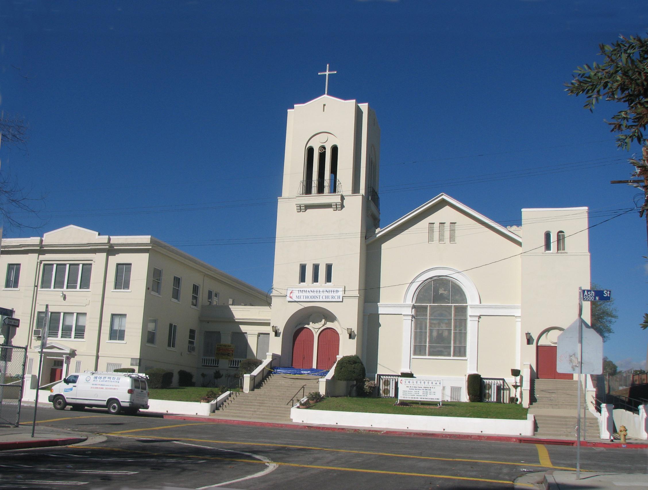 Immanuel United Methodist Church and School