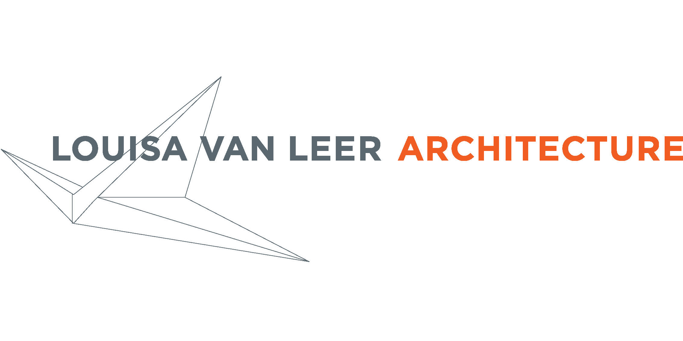 Louisa Van Leer Architecture Logo